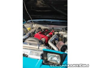 Nissan 200SX S13 (COE till 11/2028)