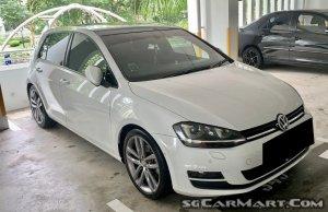 Volkswagen Golf 1.4A TSI EQP Sunroof