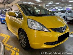 Honda Jazz 1.3A L (COE till 03/2029)