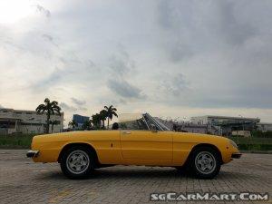 Alfa Romeo Spider 2000 (COE till 07/2030)