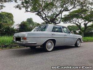 Mercedes-Benz 280SE (COE till 02/2029)