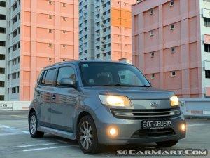 Daihatsu Materia 1.5A (COE till 03/2022)