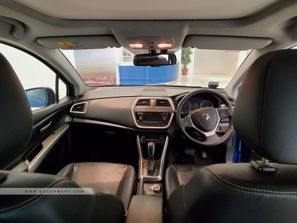 2017 Suzuki SX4 S-Cross 1.6A Sunroof