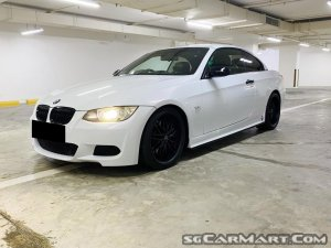 BMW 3 Series 335i Convertible (COE till 03/2030)