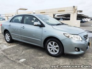 Toyota Corolla Altis 1.6A (COE till 03/2024)