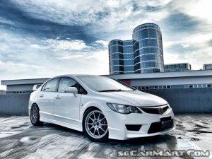 Honda Civic Type R 2.0M (COE till 06/2030)