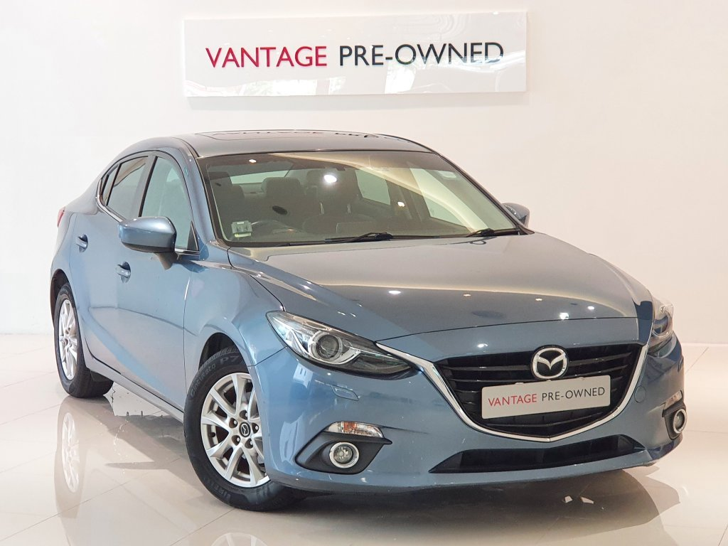 2015 Mazda 3 1.5A Deluxe