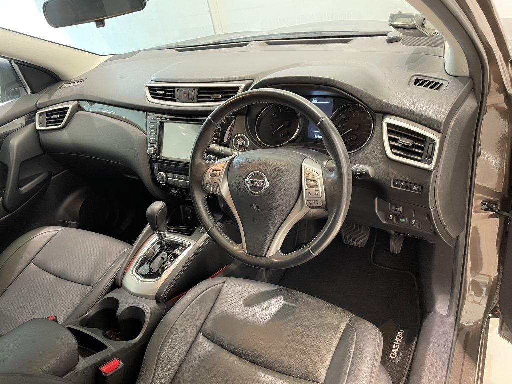 2016 Nissan Qashqai 1.2A DIG-T