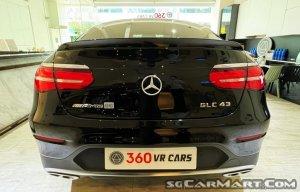 Mercedes-Benz GLC-Class GLC43 Coupe AMG 4MATIC
