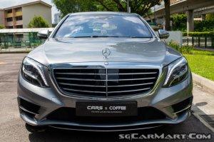 Mercedes-Benz S-Class S500L AMG