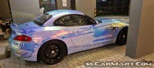 BMW Z4 sDrive35i (COE till 04/2029)