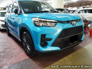 Toyota Raize 1.0A XS