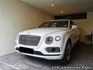 Bentley Bentayga 6.0A