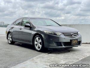 Honda Accord Euro S 2.4A (COE till 11/2030)