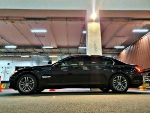 BMW 7 Series 730Li Sunroof (COE till 11/2030)