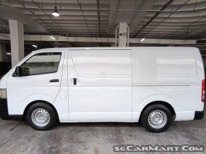 Toyota Hiace 3.0M (COE till 07/2022)