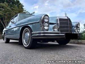 Mercedes-Benz 280S (COE till 04/2025)