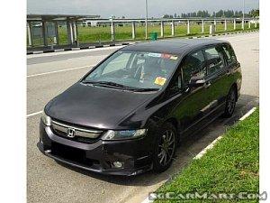 Honda Odyssey 2.4A Sunroof (COE till 09/2028)
