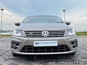 Volkswagen CC 2.0A TSI R-Line