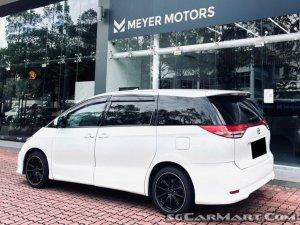 Toyota Estima 2.4A Aeras 8-Seater (COE till 02/2024)
