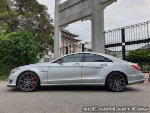 Mercedes-Benz CLS-Class CLS63 AMG (New 10-yr COE)