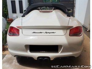 Porsche Boxster Spyder 3.4A PDK (COE till 07/2030)