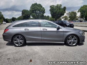 Mercedes-Benz CLA-Class CLA180 Shooting Brake