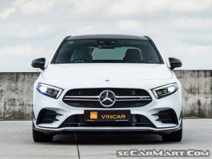 Mercedes-Benz A-Class Saloon A35 AMG 4MATIC Premium Plus