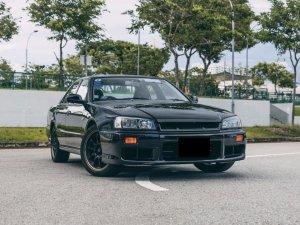 Nissan Skyline 2.0M (COE till 08/2028)