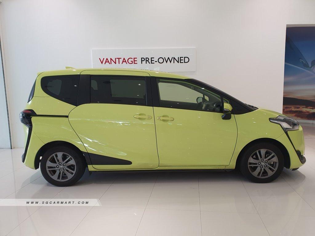2017 Toyota Sienta 1.5A G (OPC)
