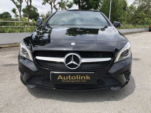 Mercedes-Benz CLA-Class CLA200 Shooting Brake