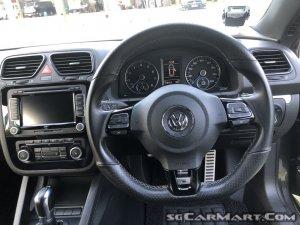 Volkswagen Scirocco R 2.0A (COE till 12/2030)