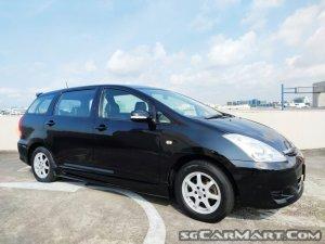 Toyota Wish 1.8A (COE till 02/2024)