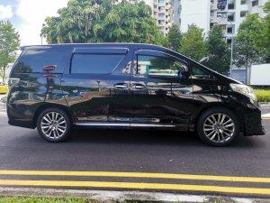 Toyota Alphard 2.4A G (COE till 01/2029)