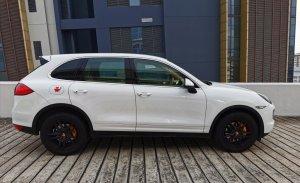 Porsche Cayenne 3.6A Tip (COE till 08/2030)