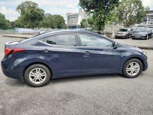 Hyundai Elantra 1.6A GLS