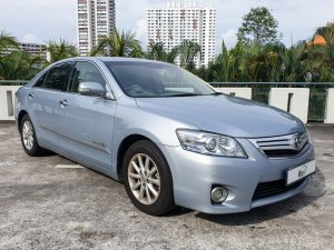 Toyota Camry Hybrid 2.4A (COE till 01/2031)