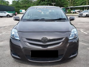 Toyota Vios 1.5A J (COE till 11/2024)