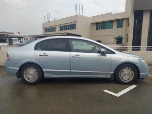 Honda Civic Hybrid 1.3A (COE till 12/2022)
