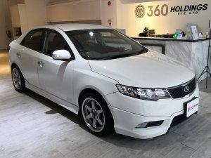 Kia Cerato Forte 1.6A SX (COE till 05/2024)