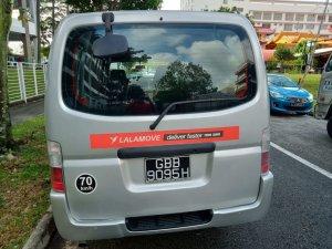 Nissan Urvan 3.0M (COE till 08/2025)