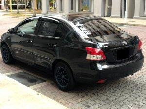 Toyota Vios 1.5A E (COE till 12/2023)