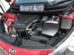 Kia Cerato K3 1.6A SX