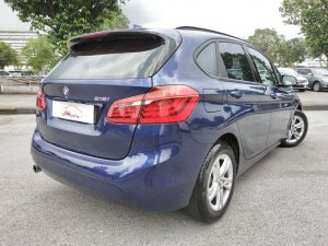BMW 2 Series 218i Active Tourer Luxury