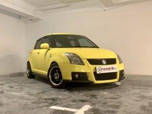 Suzuki Swift Sport 1.6M (COE till 03/2022)