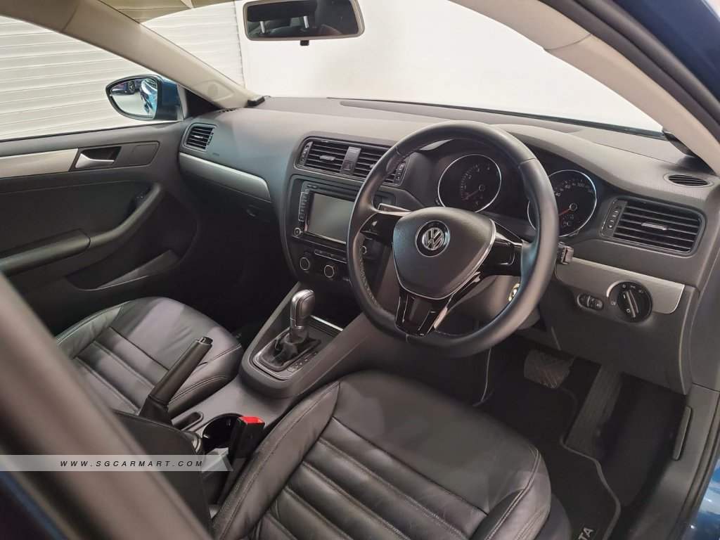 2016 Volkswagen Jetta GP 1.4A TSI
