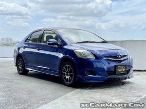 Toyota Vios 1.5A J (COE till 04/2023)