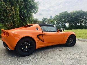 Lotus Elise S (COE till 02/2029)