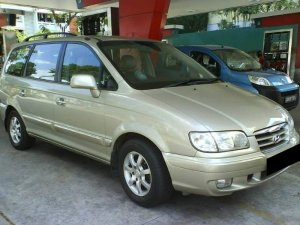 Hyundai Trajet 2.0A FL (COE till 07/2025)