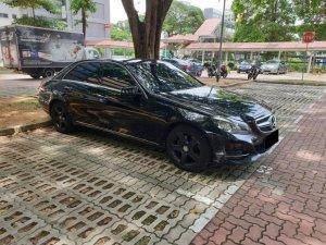 Mercedes-Benz E-Class E250 CDI Elegance